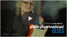 Slide Supernatural Blues
