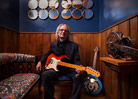 Sonny Landreth by Lucius Fontenot