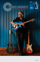 Sonny Landreth by Sandro
